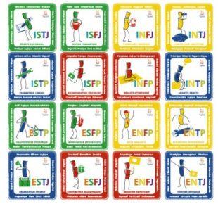 Les 16 personnalités MBTI