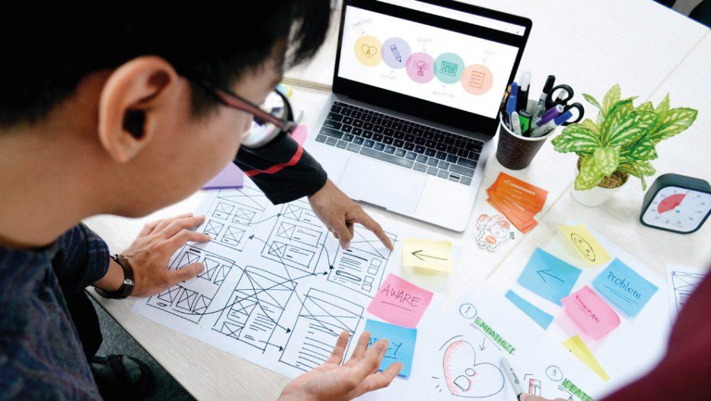réinventer ses produits et ses services avec le design thinking