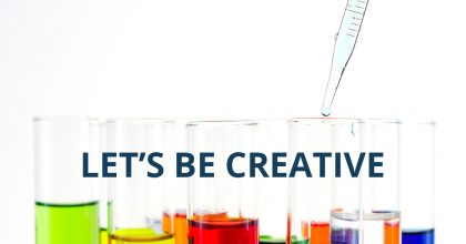 Lab Coaching, let's be creative !